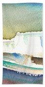 Ashore In Lanzarote Bath Towel