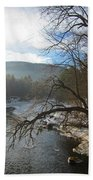 Ashuelot Sunrise Bath Towel