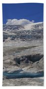 Athabasca Glacier 1 Bath Towel