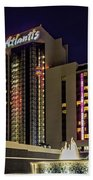 Casino Tower Bath Towel
