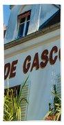 Au Cadet De Gascogne Bath Towel
