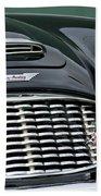 Austin-healey 3000 Grille Emblem Bath Towel