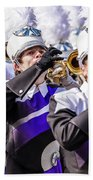 Austin Texas - Marching Band Celebrate Hand Towel