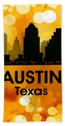 Austin Tx 3 Bath Towel