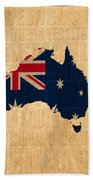 Australia Bath Towel