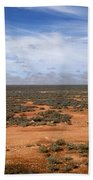Australia Null Harbor Plain Bath Towel
