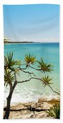 Australian Beach Bath Towel