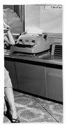 Automatic Typewriter Bath Towel