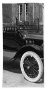 Automobile, 1921 Hand Towel