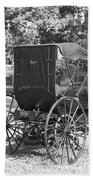 Automobile Duryea, 1893-94 Bath Towel