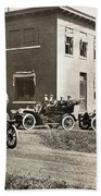 Automobiles, 1906 Bath Towel