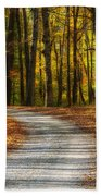 Autumn Beauty Hand Towel