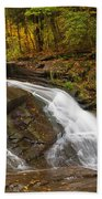 Autumn Cascade Hand Towel