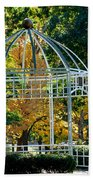 Autumn Gazebo Bath Towel