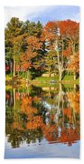 Autumn In Ohio Bath Towel