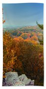 Autumn In The Valley Bath Towel