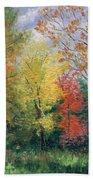 Autumn Hand Towel
