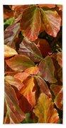 Autumn Leaves 81 Bath Towel
