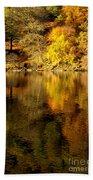 Autumn On Ullswater Bath Towel