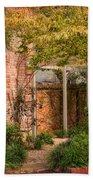 Autumn Walk In Pinehurst Bath Towel