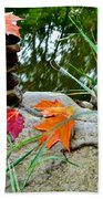 Autumn Zen Bath Towel