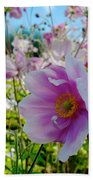 Avoca Wildflowers Bath Towel