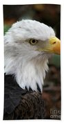 Awesome American Bald Eagle Bath Towel