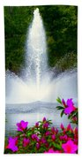 Azalea Mist Bath Towel