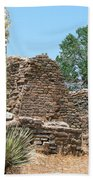Aztec Ruins National Monument Bath Towel