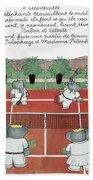 Babar The Elephant, 1930s Bath Towel