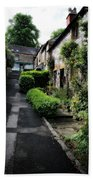 Bakewell Country Terrace Houses - Peak District - England Bath Towel