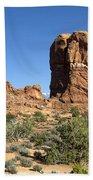 Balanced Rock Arches National Park Utah Bath Towel