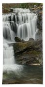 Bald River Falls Bath Towel