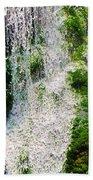 Bald River Falls Bath Towel
