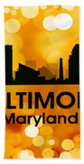 Baltimore Md 3 Hand Towel