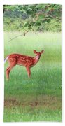 Bambi Days Bath Towel