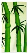 Bamboos Bath Towel