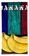 Bananas Bath Towel