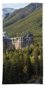 Banff Fairmont Springs Hotel Bath Towel