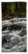 Baranof River Bath Towel