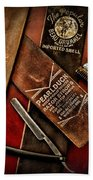 Barber - Barber Tools Of The Trade Hand Towel
