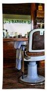Barber - The Barber Shop Bath Towel