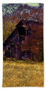 Barn And Diamond Reo-featured In Barns Big And Small Group Bath Towel