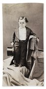 Barnum Admiral Dot, C1870 Bath Towel