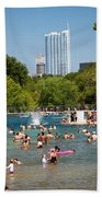 Barton Springs Pool Bath Towel