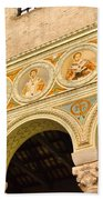 Basilica Di Sant' Apollinare Nuovo - Ravenna Italy Bath Towel