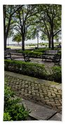 Battery Park Bath Towel
