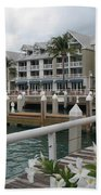 Bayfront Key West II Bath Towel