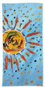 Be Like The Sun Bath Towel
