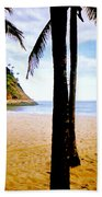 Beach At Ipanema - 2 Bath Towel